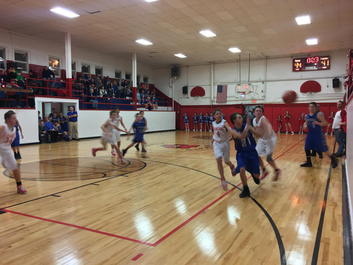 Galatia vs Thompsonville 12.6.18