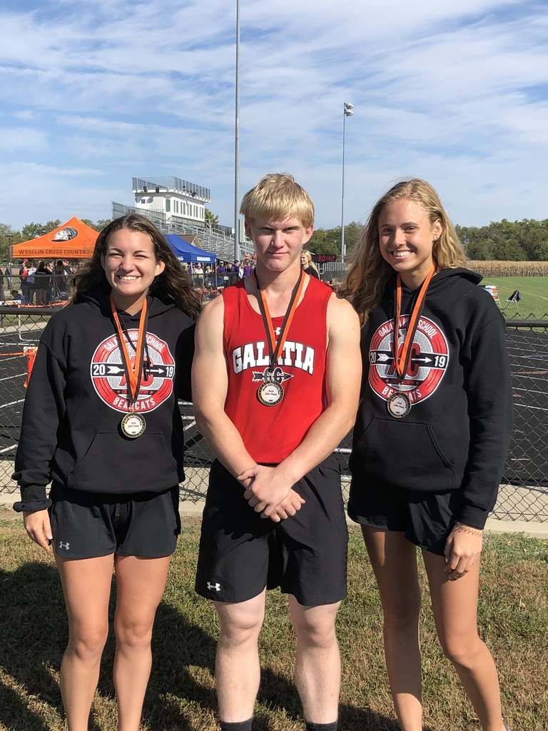 Natalie placed 25th, Zane placed 26th, and Abby placed 15th.
